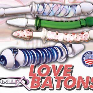 Love Batons